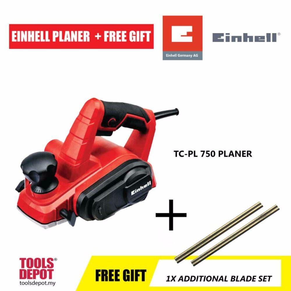 Einhell TC-PL 750 Planer + Additional Blade