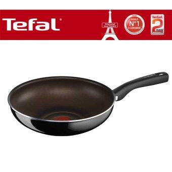 Tefal So Intensive Non Stick Wokpan 28cm with Titanium Force 6 Layers Coating