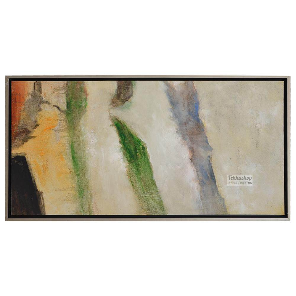 Tekkashop DW-2008 Wall Decoration 3D Oil painting The Structure of Rock (with Frame) 125x65cm