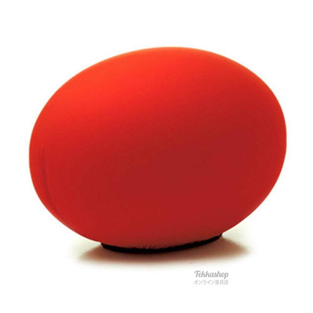 Tekkashop EG001 Denis Santachiara Newspaper Inspired Egg Shaped Footrest Stool