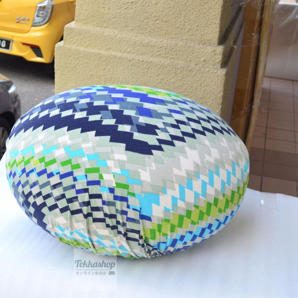 Tekkashop EG003 Denis Santachiara Newspaper Inspired Egg Shaped Footrest Stool