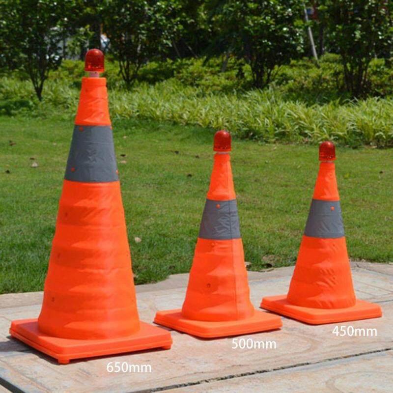 Buy Telescopic Folding Barricades Warning Sign Reflective Oxford Traffic Cone Malaysia