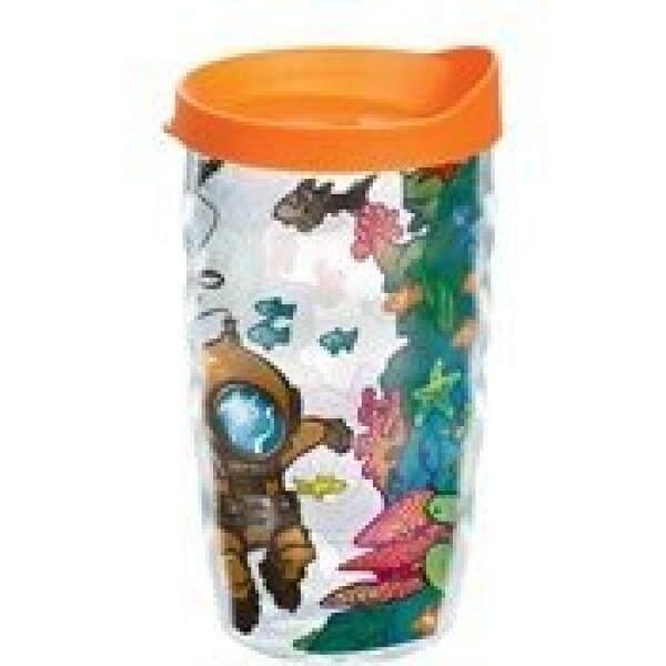 Tervis Tumbler Drinking Cup - 10 Oz. (Aquarium)