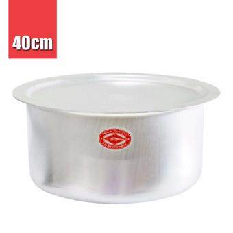 Harga Thailand Crocodile Brand | CCH Aluminium Indian Cooking Curry Soup Pot (40cm) 1pc