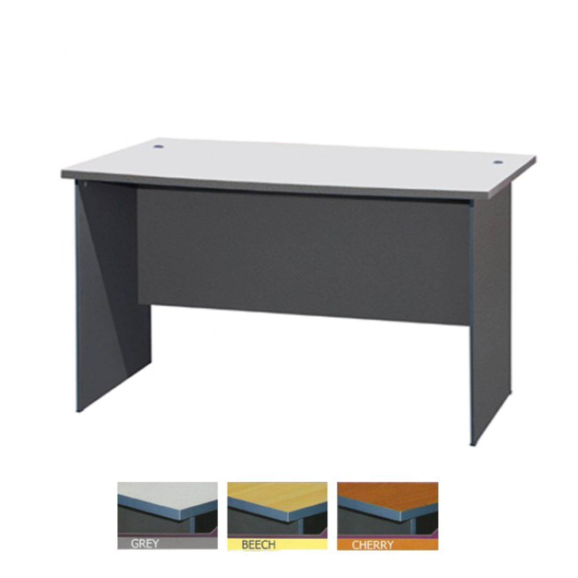 5-Feet Writing Desk Office Table Study Table New Design Table Office Table Office Desk Student Desk Study Table Foldable Table Study Desk L1500MM X D700MM X H745MM Grey