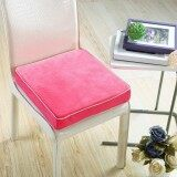 Thick Memory Foam Seat Cushion Chair Pads With Strap