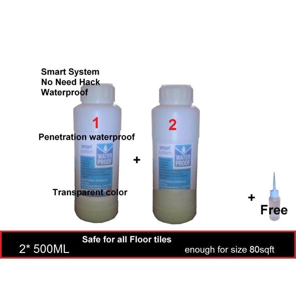 Tile Safe No Need Hack Waterproof Solution bathroom kitchen DIY[Free  shipment] BIG set