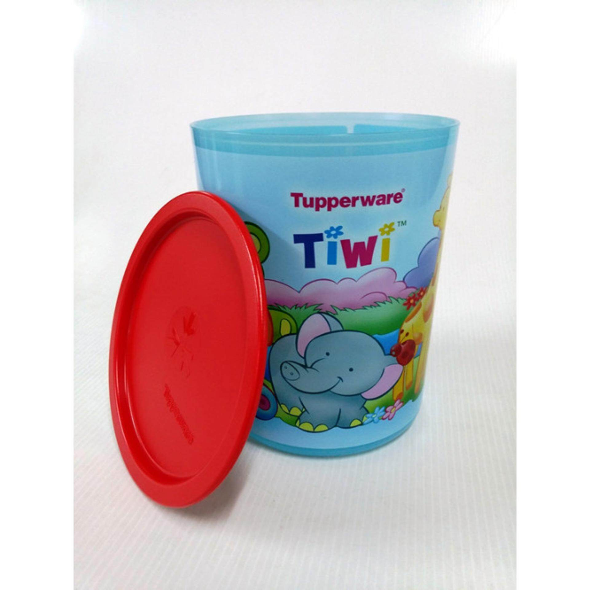 Tupperware Tiwi Canister (1) 2L - Oversea Stock
