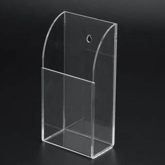 TMISHION Acrylic Air Conditioner Remote Control Box Case Wall Mount 1 Case