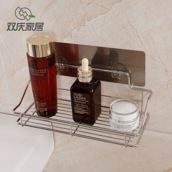 Toilet hand washing room washed Taiwan stainless steel wall hangers rack bathroom shelf