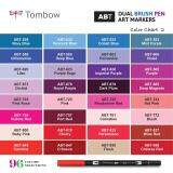 TOMBOW ABT-N15 Tombow ABT Dual Brush Pens (BLACK) - 4
