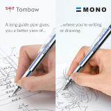 Tombow DPA-131A Mono Graph Shaker Mechanical Pencil - 0.3 mm -MONO - 5