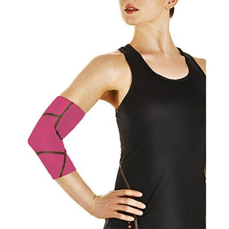 Buy Tommie Copper Womens Performance Boost Elbow Sleeve, Pink, Malaysia