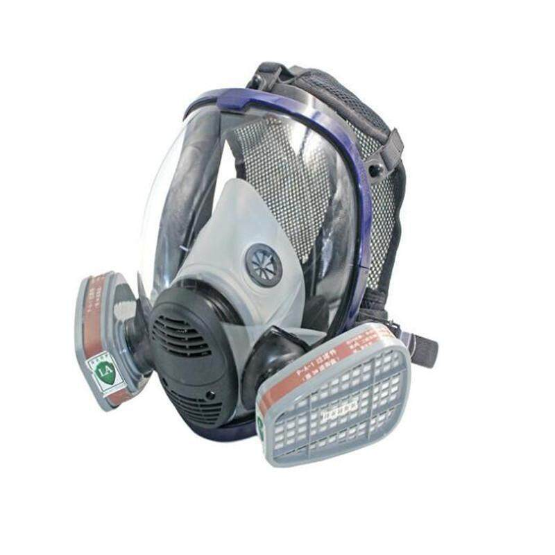 Buy TOMSOO 1pc 7 in 1 Facepiece Respirator Painting Spraying For 3M 6800 Full Face Gas Mask Malaysia