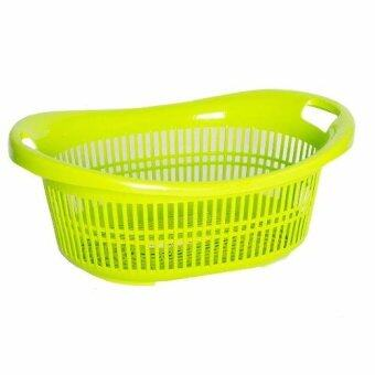 Toyogo Oval Laundry Basket (Large)