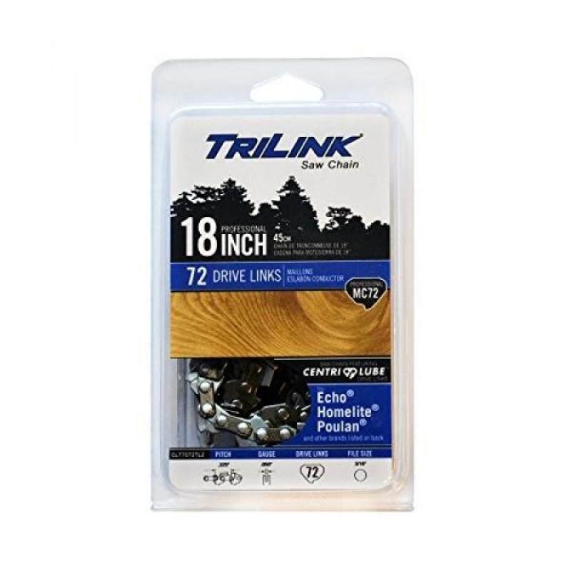 "Buy Trilink Saw Chain CL75072NSTL2 18"" Chainsaw Chisel-Chain MC72 Malaysia"
