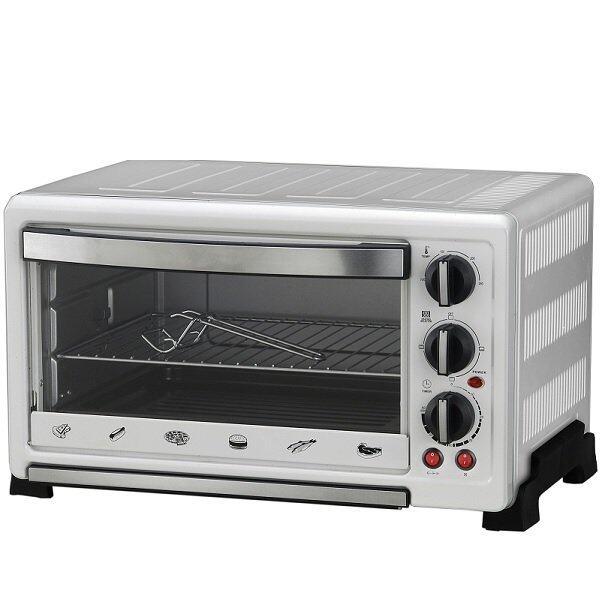 Trio TEO-382 Rotisserie Toaster Oven 38L 1600W Metallic(TRIO MALAYSIA)