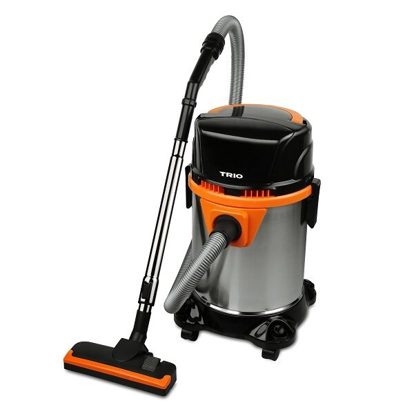 Trio TVDW-1800 3-in-1 Wet/Dry/Blow Vacuum Cleaner (1800W), Blk/Orange