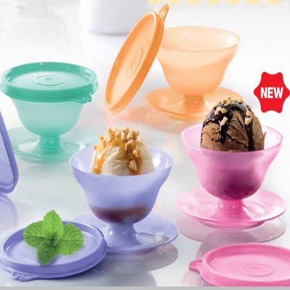 Tupperware Dessert Cups (4) 120ml