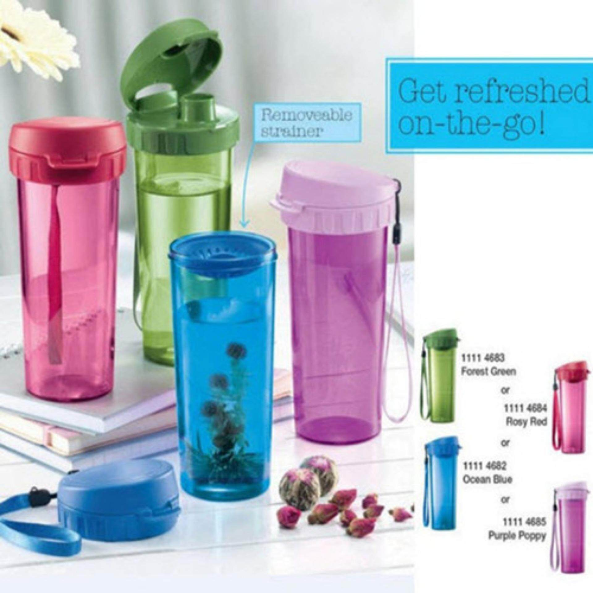 Tupperware Drinking Flask (1) 500ml - Random Send Color
