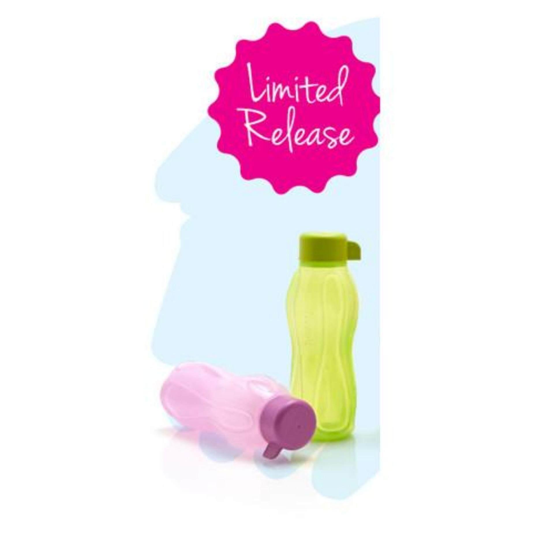 Tupperware Eco Bottle (1) 310ml - Oversea Stock (Random Color Send)