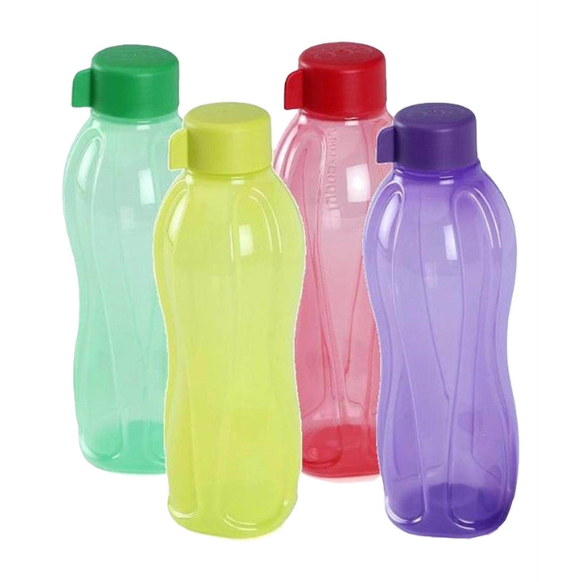 Tupperware Aquasafe Water Bottle (1)pc 1L only- random color send - Oversea Stock