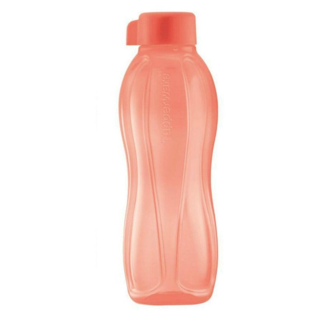 Tupperware Eco Bottle (1) 500ml - Peach