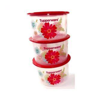 Tupperware Fortune Blooms Topper Junior (1) 600ml -1 pc only