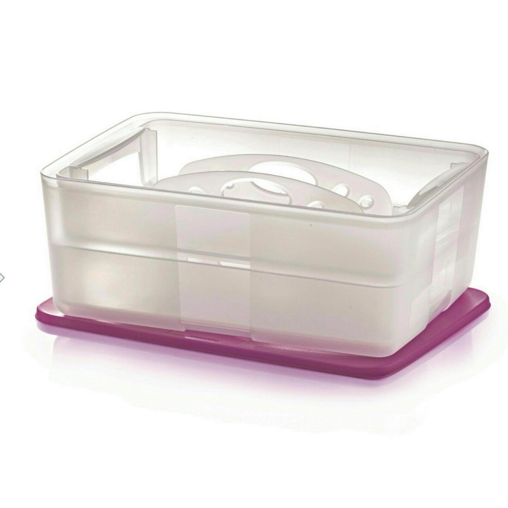 Tupperware FreezerMate Large III with Divider (1) 5.6L