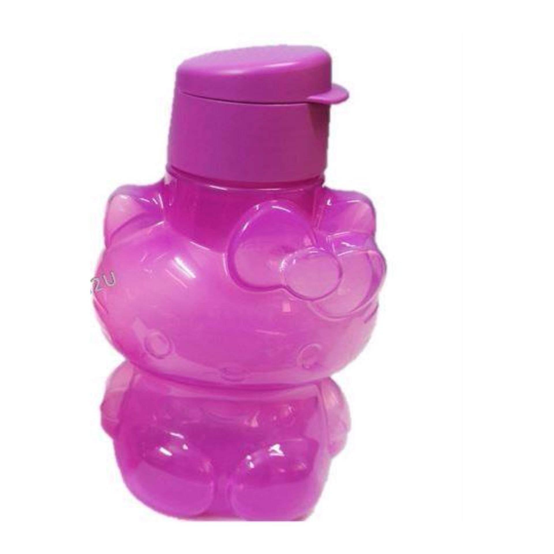 c9d26f621 Tupperware Hello Kitty Bottle (1) 425ml - Purple