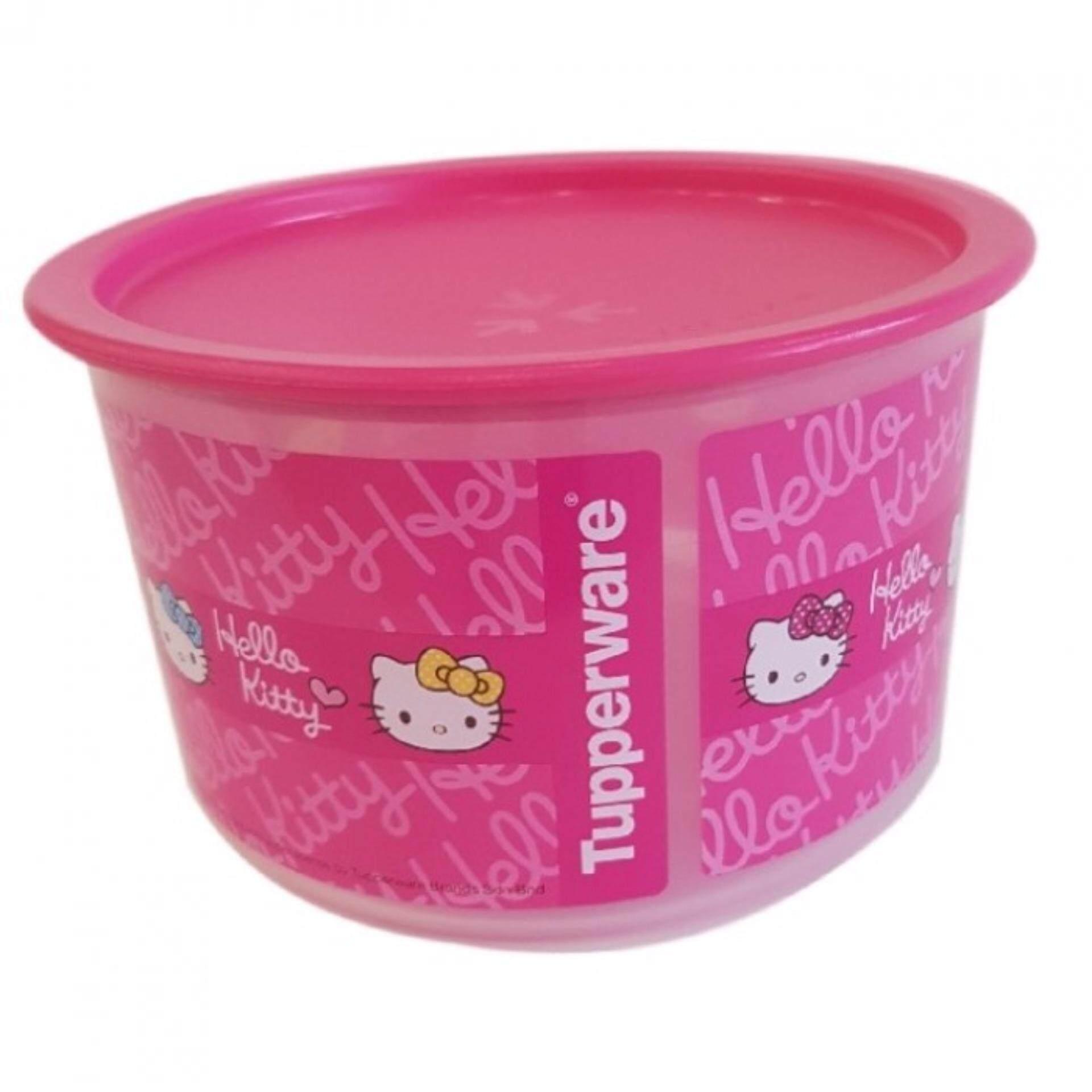 Tupperware Hello Kitty OT Topper Medium (1) 1.4L
