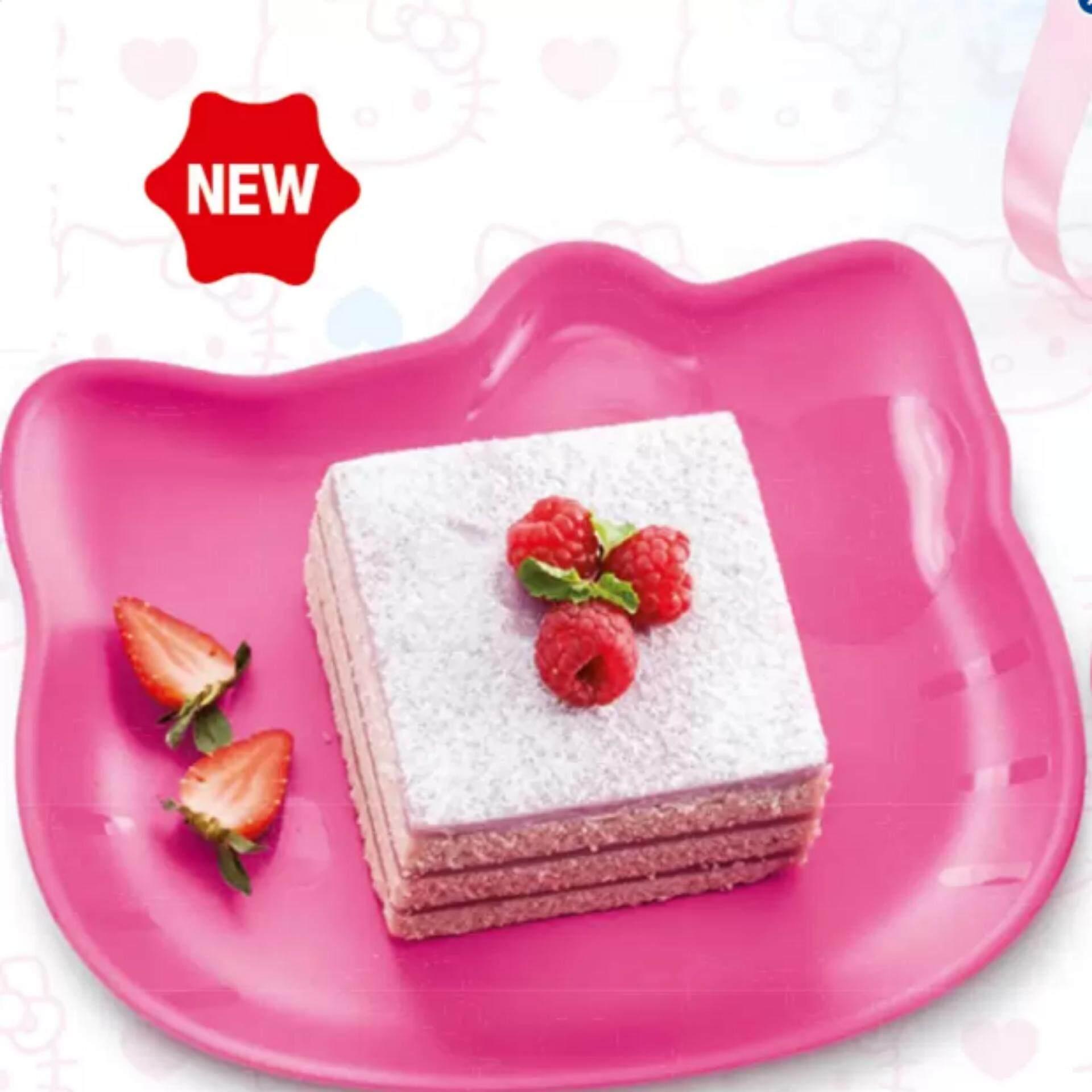 Tupperware Hello Kitty Plate (1) pc only - Random Color Send