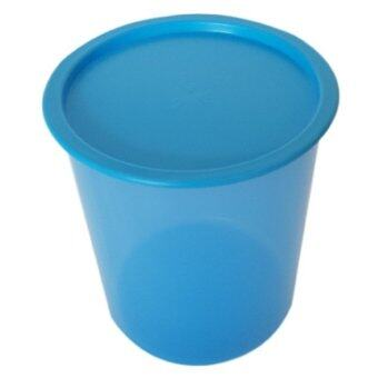 Harga Tupperware One Touch Canister Small 2L blue color