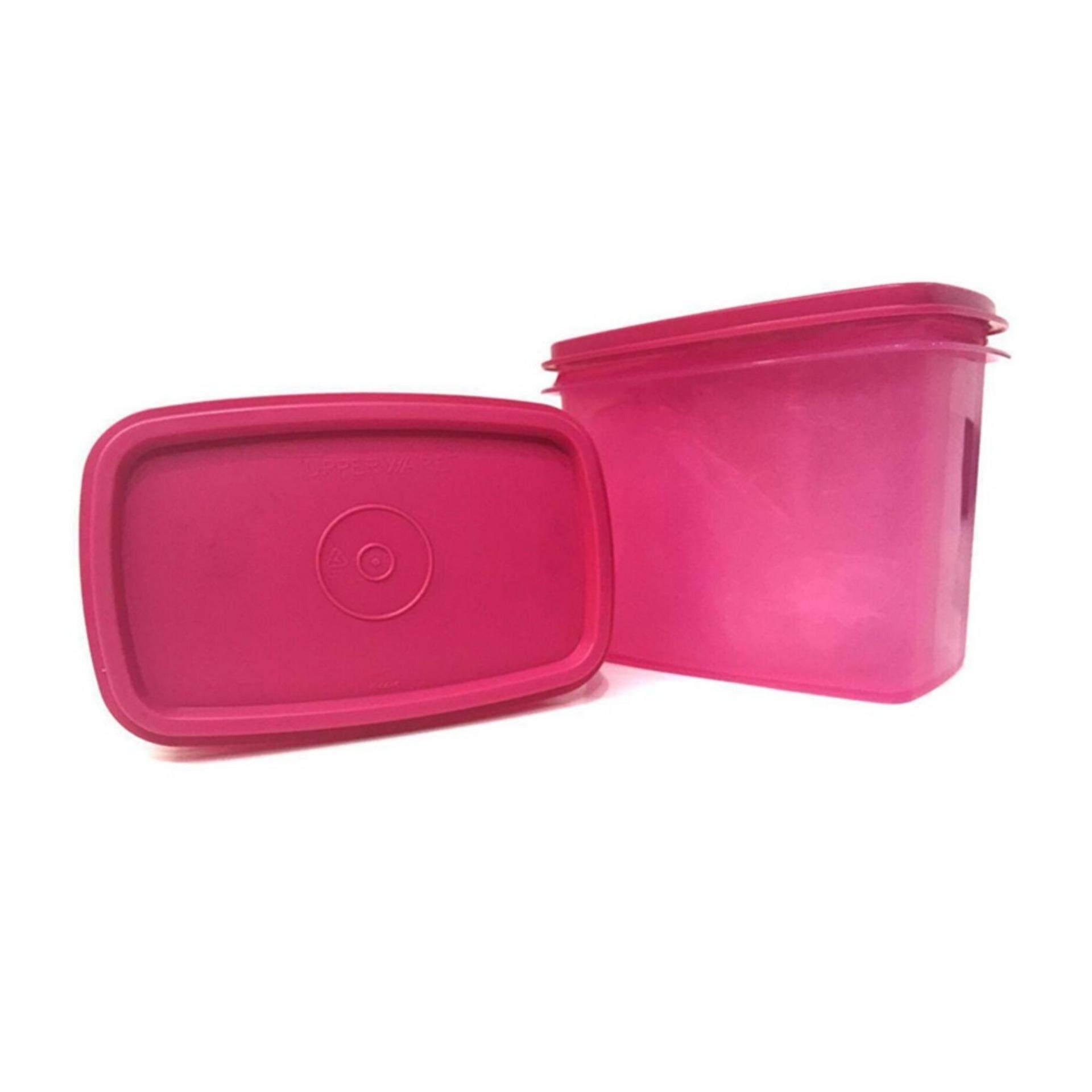 Tupperware Shelf Saver (1)pc 840ml Only - Pink