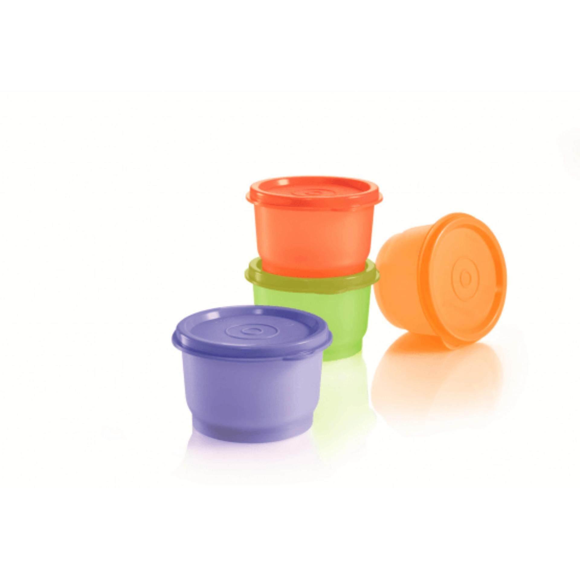 Tupperware Snack Cup (2) 110ml-Random Color Send