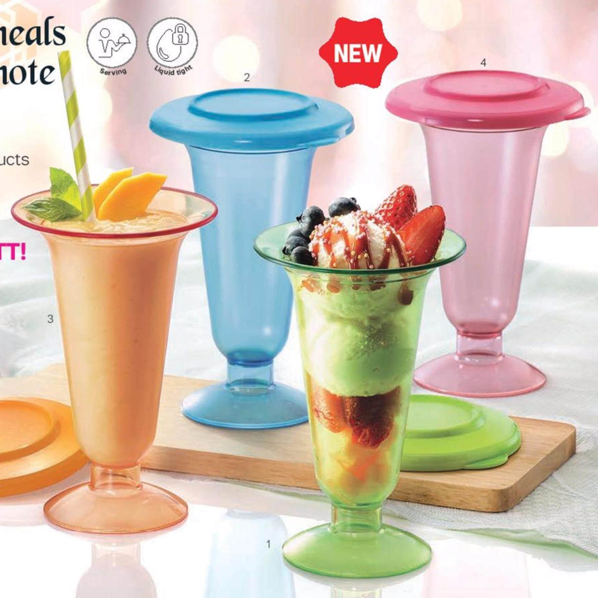 Tupperware TC Parfait Dish (1) 200ml - Random Color Send