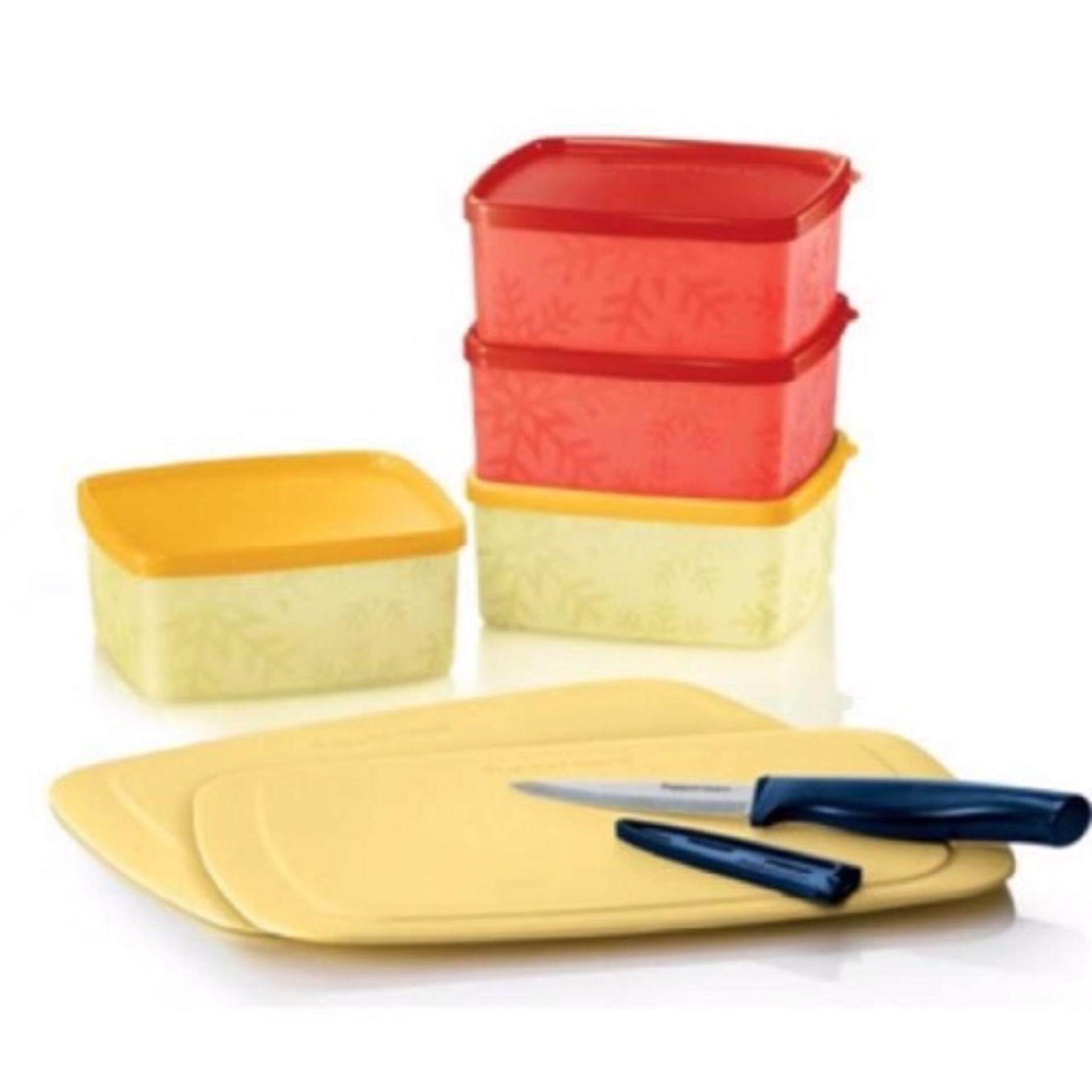 Tupperware Ultimate JUIST Pack Set