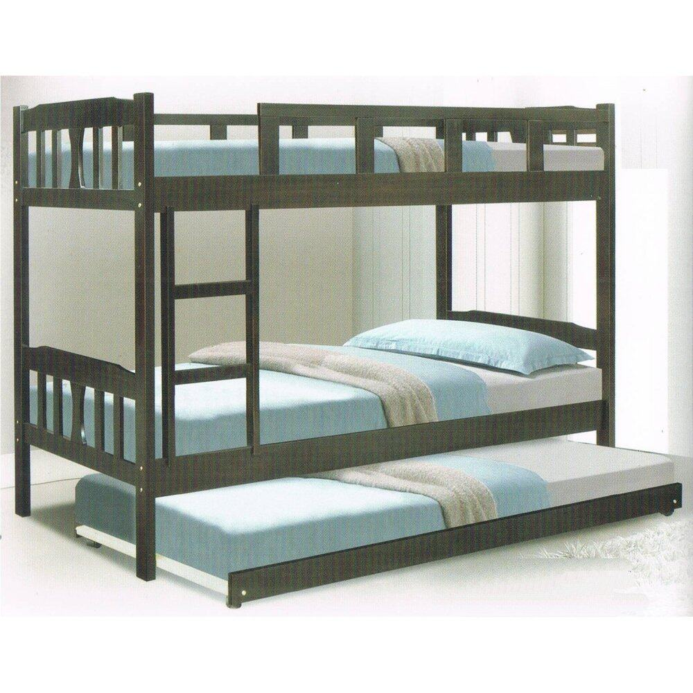 Single size bunk beds latitudebrowser for Single bunk bed