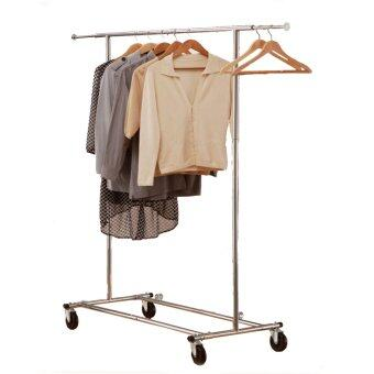 uneed super heavy duty single garment rack