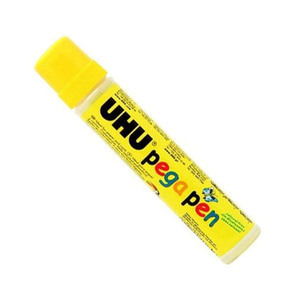 UHU Glue Pen 50ml - Solvent Free, Liquid Paper Glue (Item No: B04-05 GPEN50ML) A1R2B102