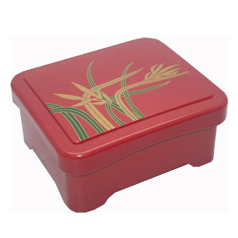 Unagi Lunch Box - Red