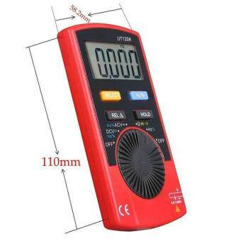 UNI-T UT120A Pocket Size Type Digital Multimeters 4000 CountDisplay Auto Range Continuity Buzzer DC Voltage Meters Testers - 4
