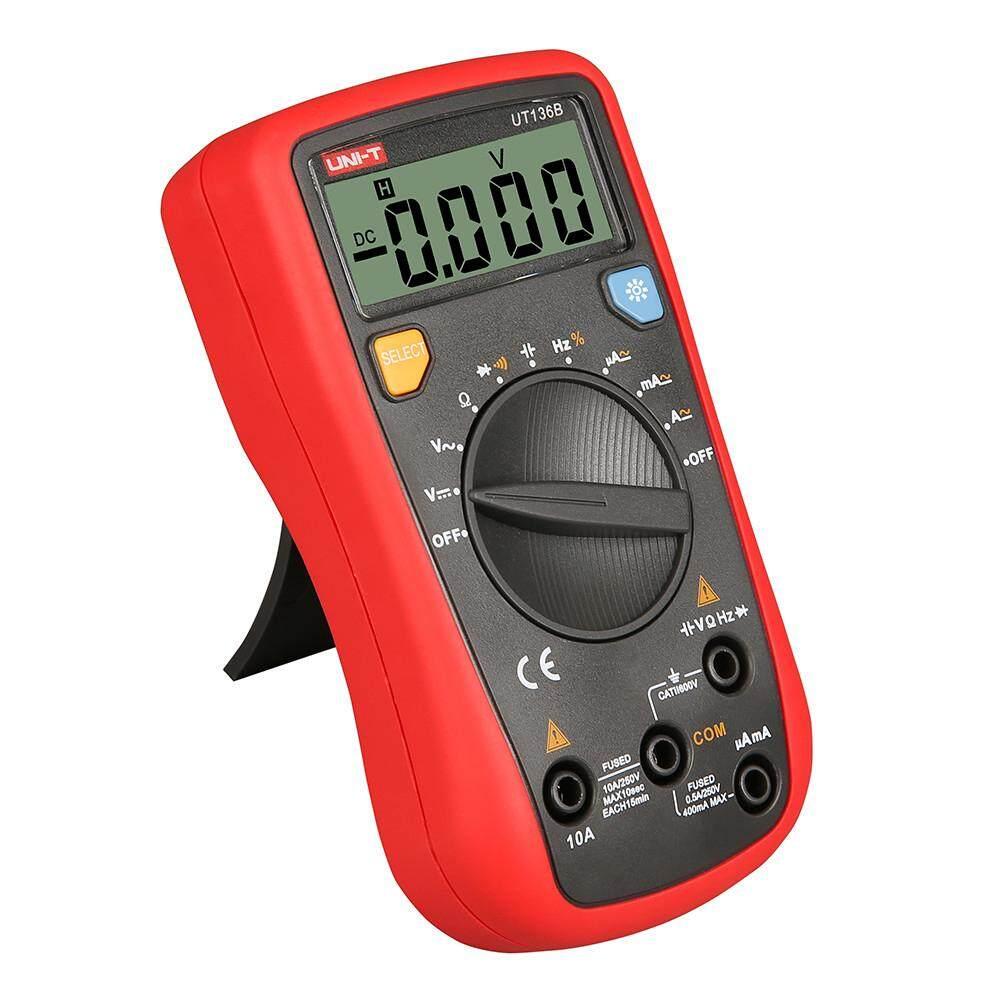 UNI - T UT136B Auto Range Digital Multimeter Palm Tool - intl
