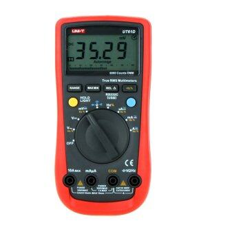 UNI-T UT61D Modern True RMS 6000 Counts Auto Range LCD BacklightDMM Digital Multimeters