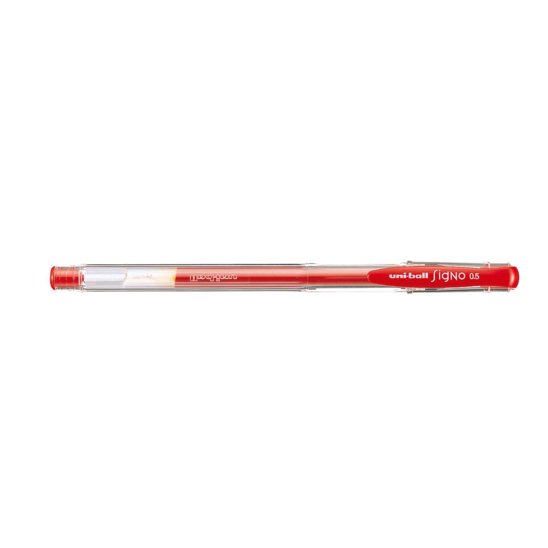 Uniball SIGNO Roller Gel Pen 12pcs/box 0.5mm (Red Ink)