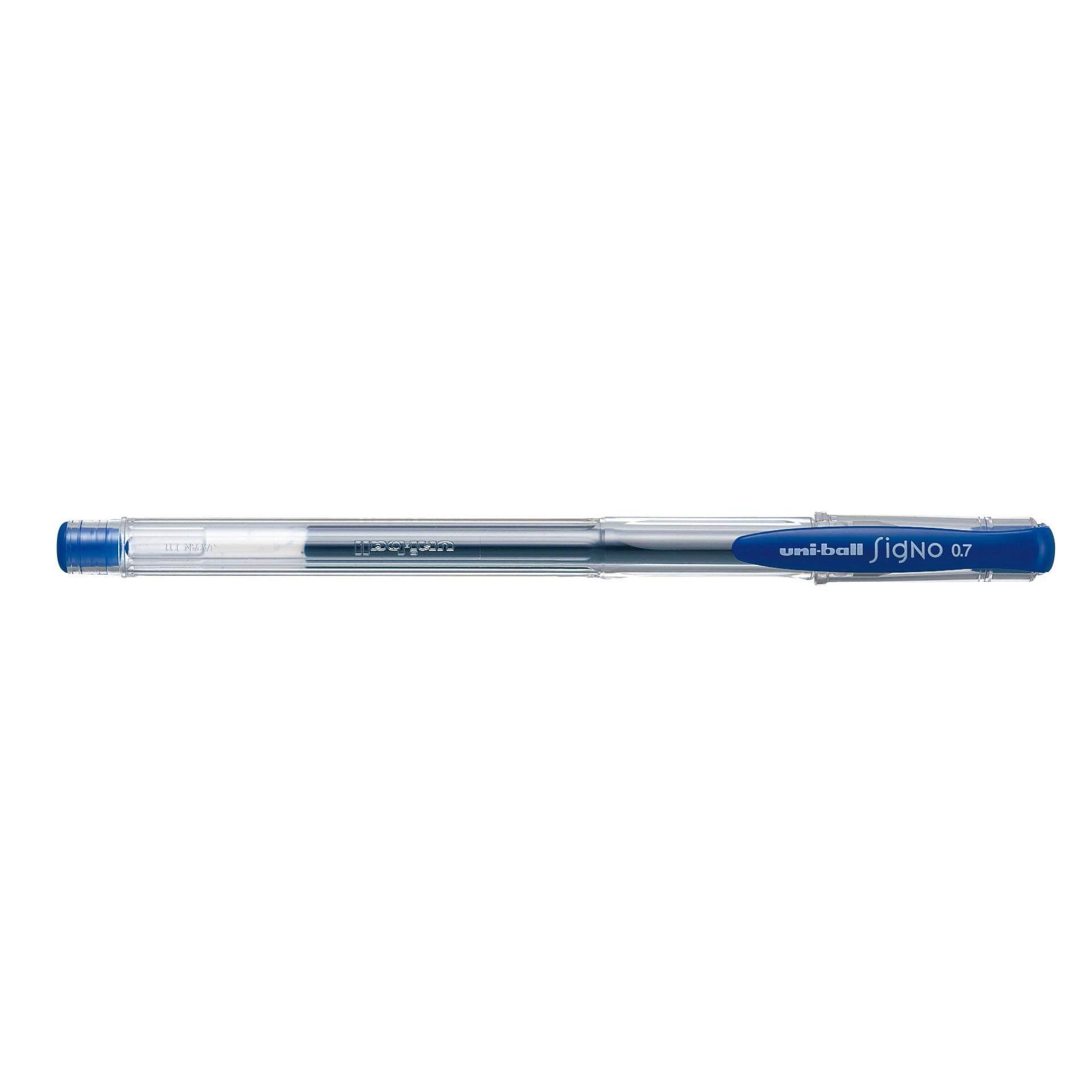 Uniball SIGNO Roller Gel Pen 12pcs/box 0.7mm (Blue Ink)