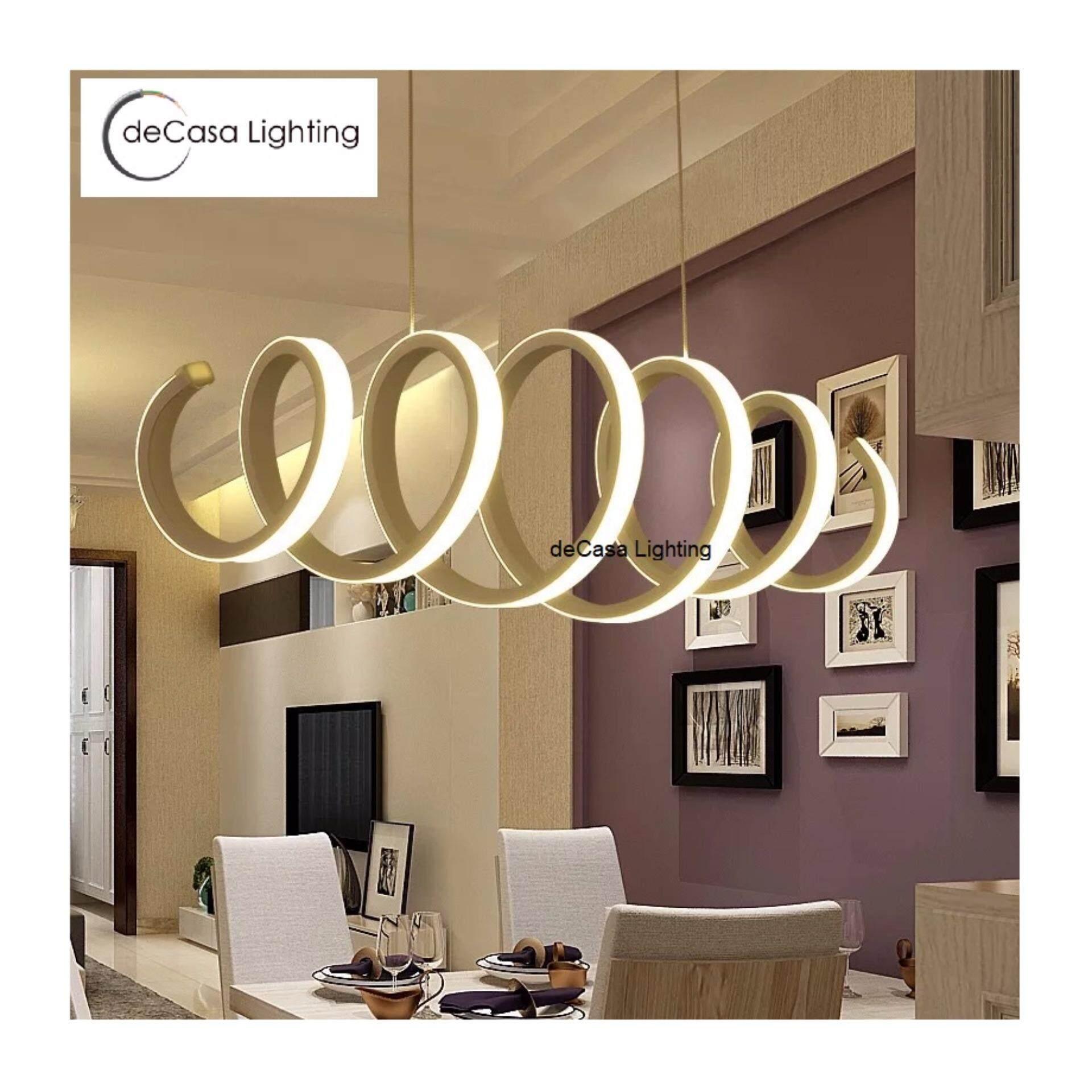Unique Modern Design LED Ceiling Light Pendant Light DECASA Best Buy Modern Pendant Light Hanging Light