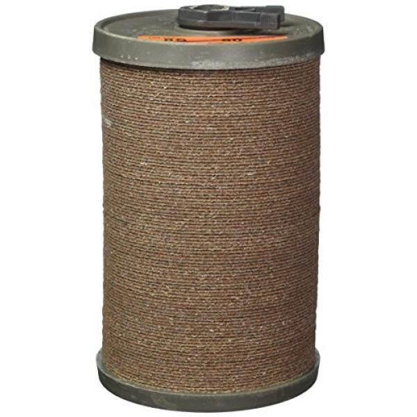 United Abrasives/SAIT 51244 SAIT Fiber Disc, 8S 4-1/2 X 7/8 50X Bulk Disc, 100 Pack - intl