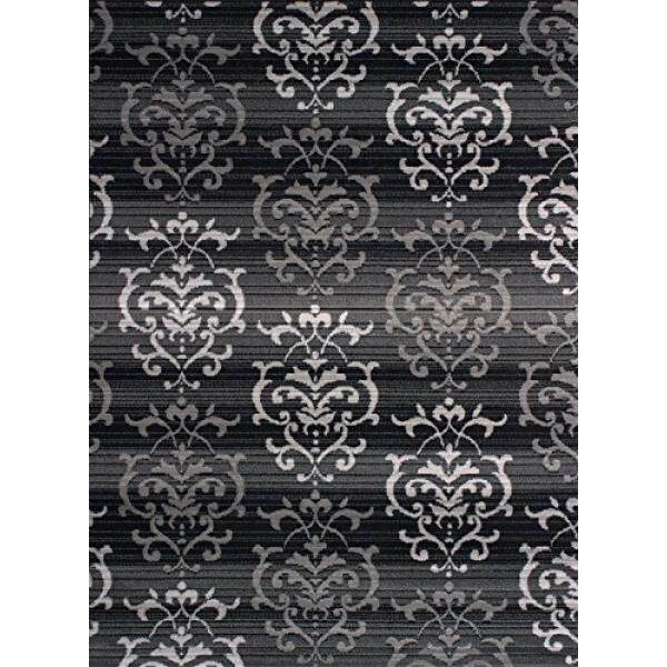 United Weavers of America Dallas Countess Rug, 8 x 10, Grey - intl