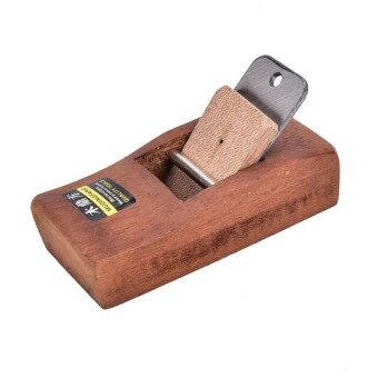 Features Useful Wooden Block Plane With Steel Blade Wood Craft